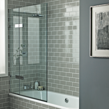 bath screens shower enclosures shop by type bathrooms fired earth grey subway