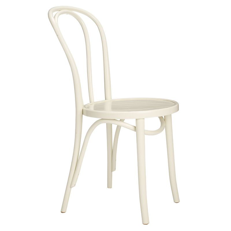 The most uninviting and uncomfortable chair known to man Just put a