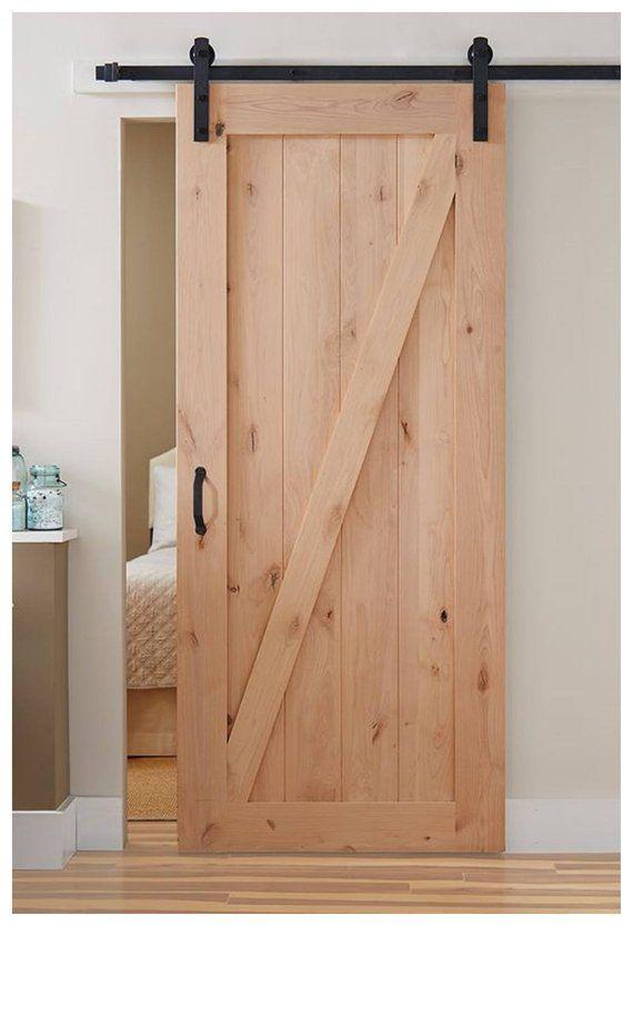 Straigh Design Barn Door Hardware Sliding Door Kit Etsy Interior Door Styles Barn Doors Sliding Barn Door Hardware