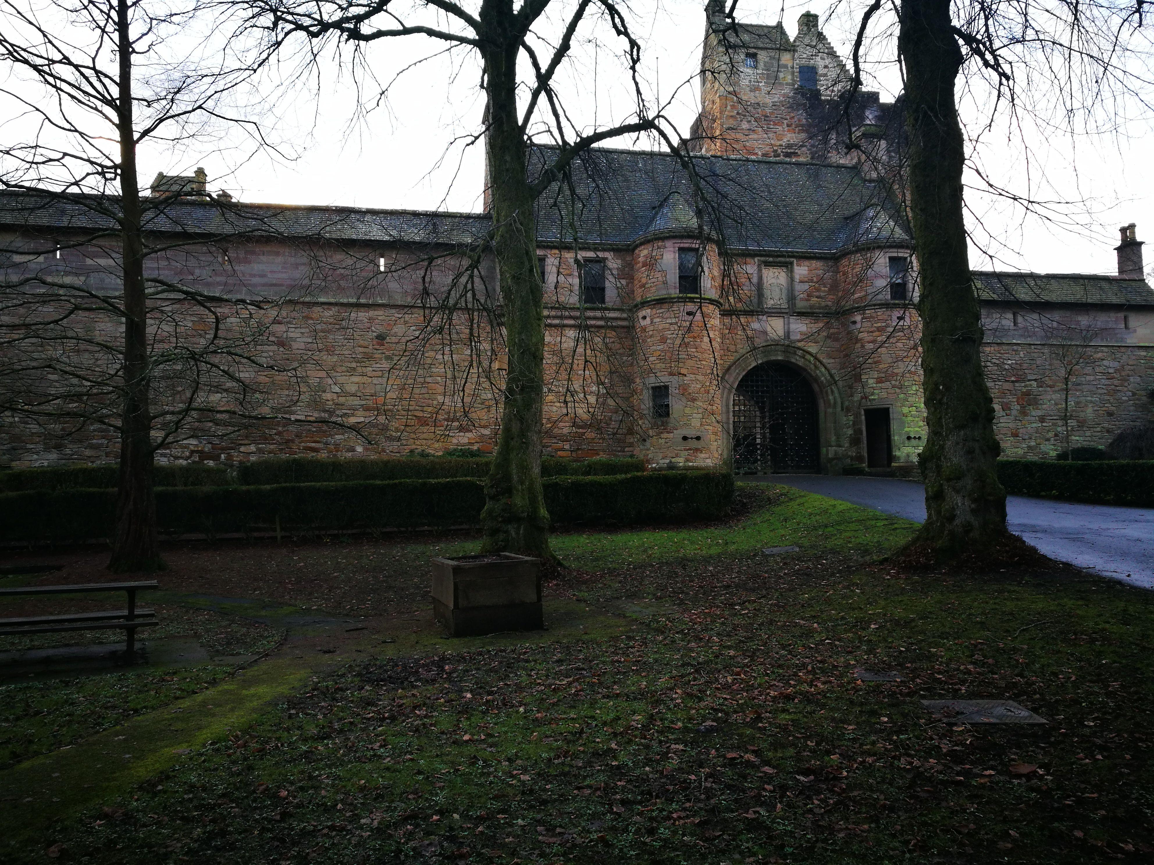 Dean Castle Kilmarnock Ayrshire Scotland Outlander Beaufort Lord Lovat