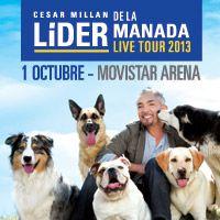 PuntoTicket.com - Cesar Millán - Lider de la Manada - Live Tour 2013