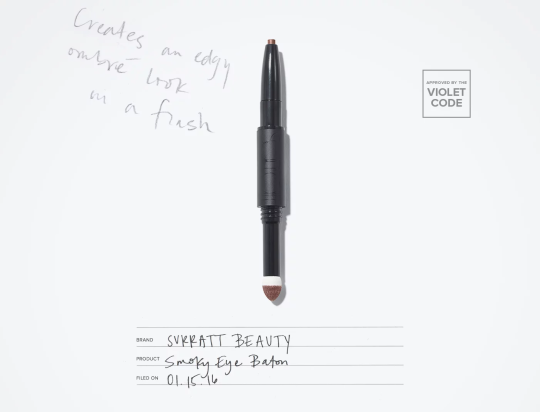 Surratt Beauty Smoky Eye Baton -  The definitive makeup tool for creating a dynamic gaze in an inst