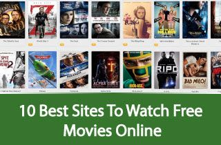 websites to watch free new movies