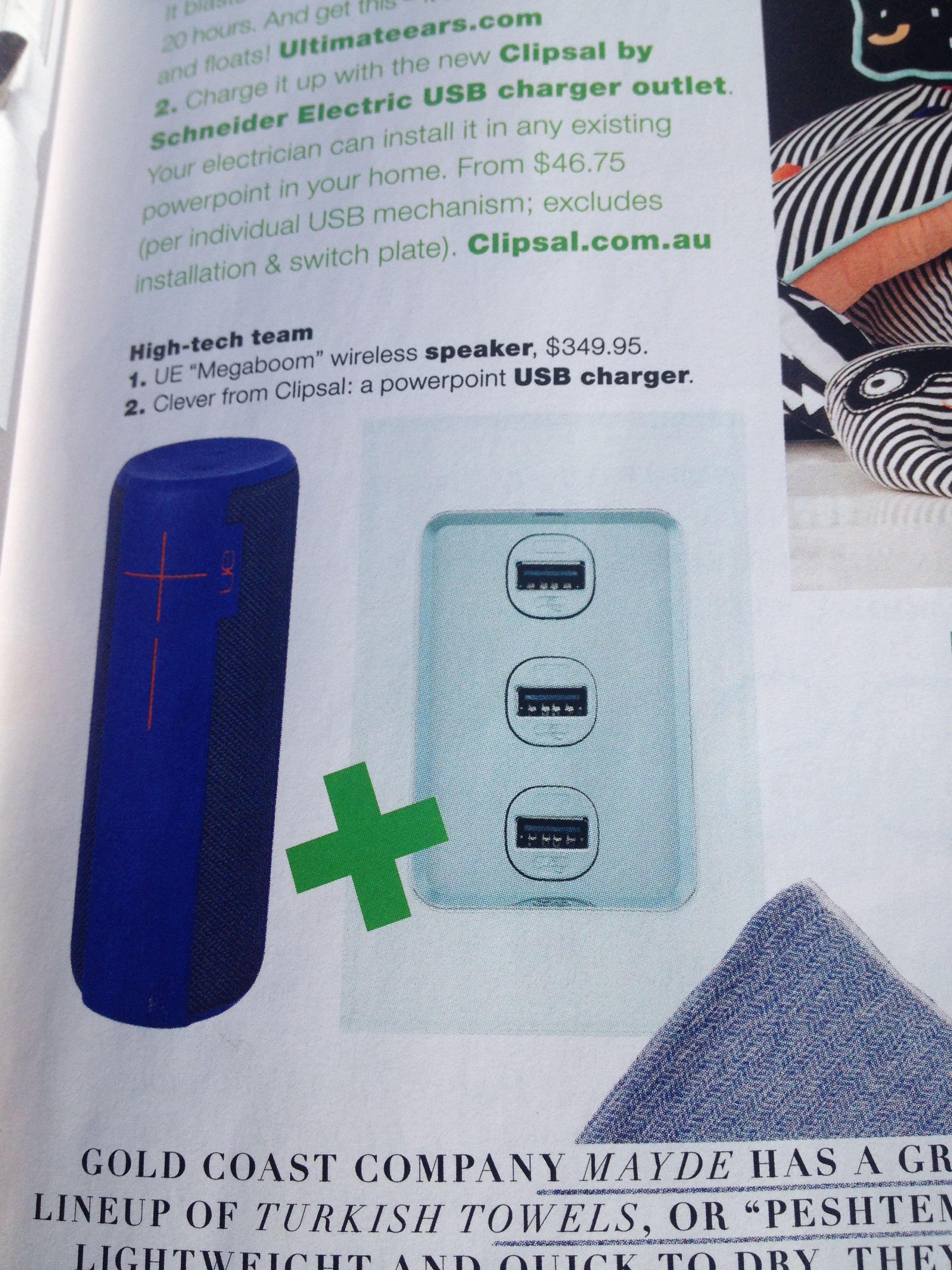 USB PowerPoint for kitchen. Clipsal.com | Kitchen | Pinterest ...