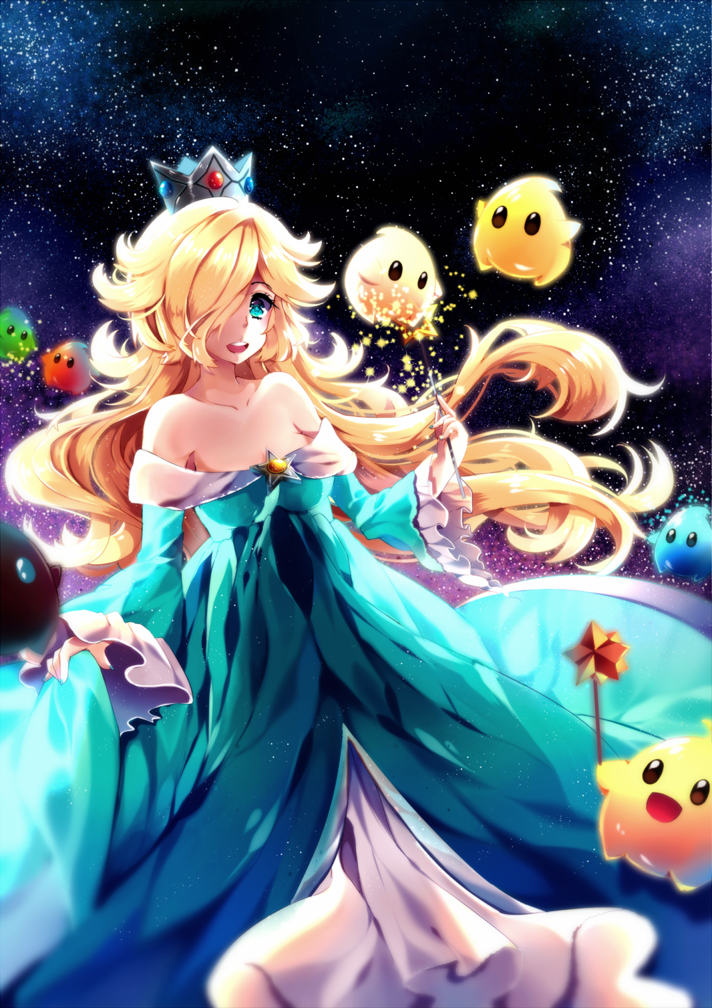 Rosalina And Luma Sai File Available By Maruuki -2928
