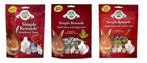 Simple Rewards Small Animal Treats 3 Flavor Variety Bundle (1) Each: Freeze Dried Strawberry, Baked Peppermint, Baked Carrot Dill, .5-2 Ounces #freezedriedstrawberries Simple Rewards Small Animal Treats 3 Flavor Variety Bundle (1) Each: Freeze Dried Strawberry, Baked Peppermint, Baked Carrot Dill, .5-2 Ounces #freezedriedstrawberries Simple Rewards Small Animal Treats 3 Flavor Variety Bundle (1) Each: Freeze Dried Strawberry, Baked Peppermint, Baked Carrot Dill, .5-2 Ounces #freezedriedstrawberr #freezedriedstrawberries
