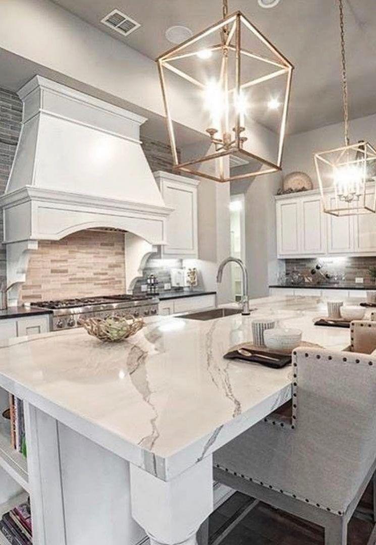 30 White Kitchen Design İdeas Modern Photos - Page 26 of 30 - Women World Blog