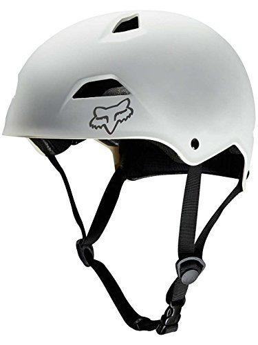Fox Head Flight Sport Trail Bike Helmet White M Fox Ra