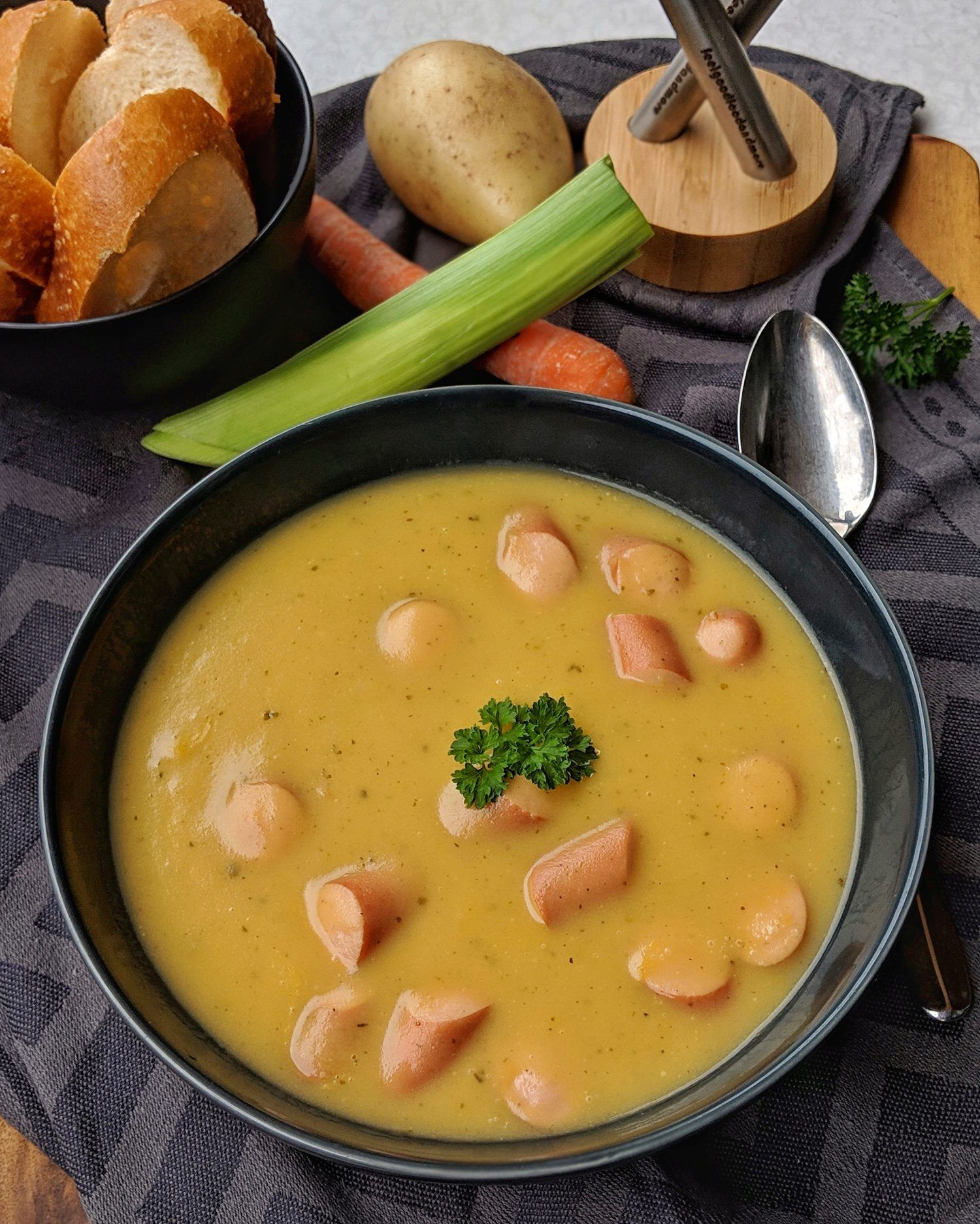 Photo of Potato soup