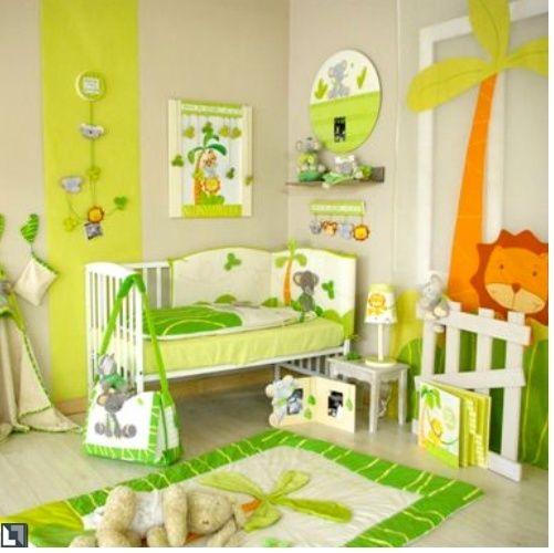 Aménagement chambre de bébé mixte [MAJ 24/01/12: enfin finie ...