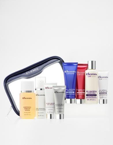 Elemis Reiseset Von Elemis Travel Covetme Elemis Travel Beauty Essentials Elemis Skincare Elemis