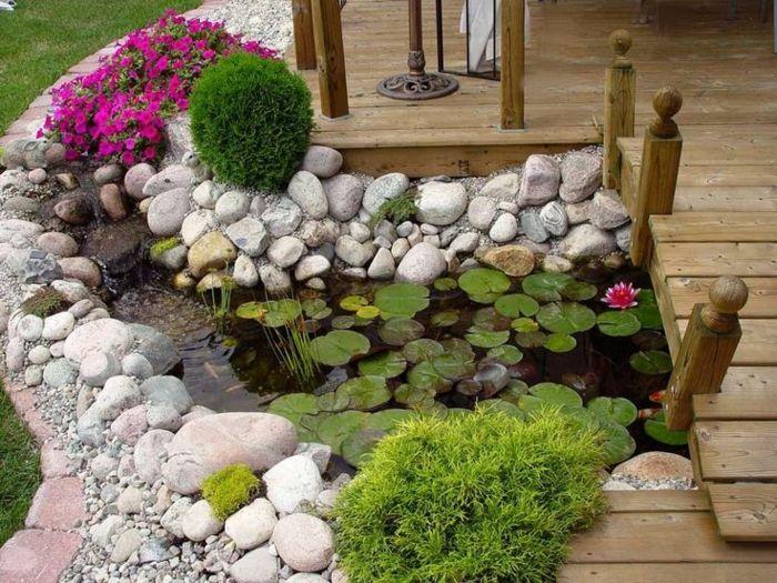 1001 ideas sobre dise o de jardines irresistibles y for Jardines naturales pequenos