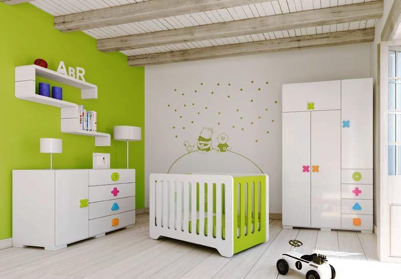 Camerette Alondra ~ Alondra culle e lettini di design novità 2014 bébé damour