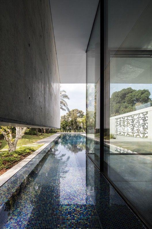 Ab House Pitsou Kedem Architects Architecture Architecture House Architect