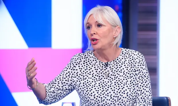 Nadine Dorries joins Department of Health and Social Care