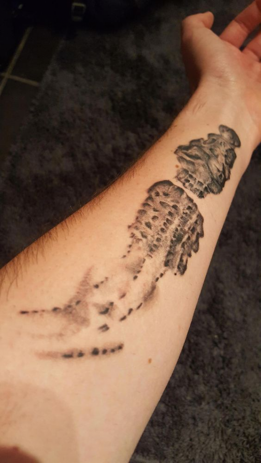 30 Crocodile Tattoo Design Ideas for Men & Women – EntertainmentMesh