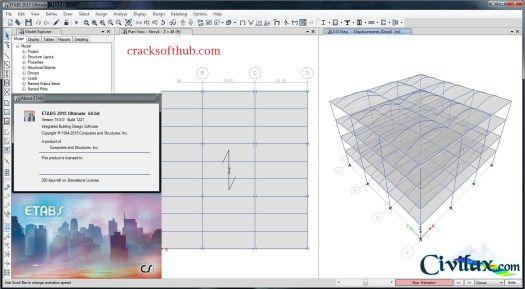 descargar crack para etabs 2015