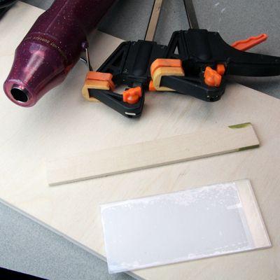 Bend Sheet Acrylic Or Plexiglass For Crafts Using Simple Tools Plexiglass Sheets Diy Diy Glass