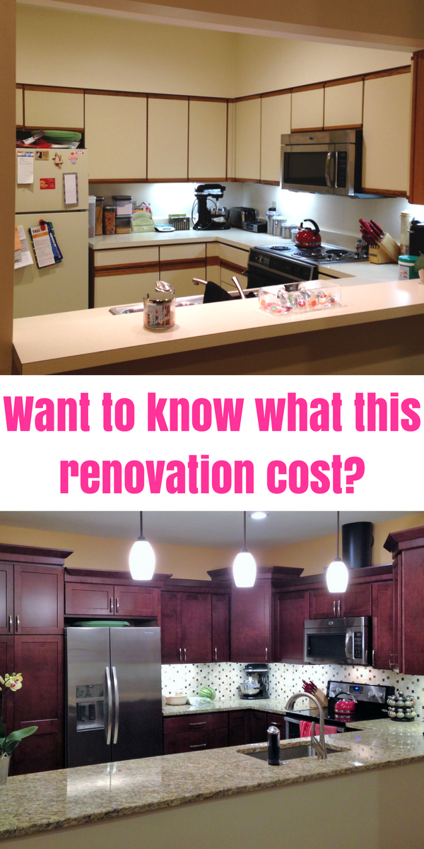This Is What A 20 000 Kitchen Renovation Looks Like Kitchen Renovation Cost Kitchen Remodeling Contractors Kitchen Renovation Estimate