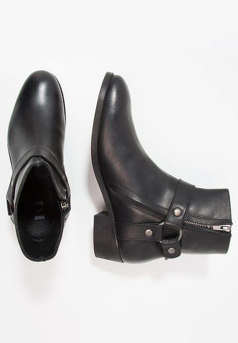 the best attitude a8e79 9a831 Shoe The Bear APACHE - Cowboy/Biker boots - black for ...