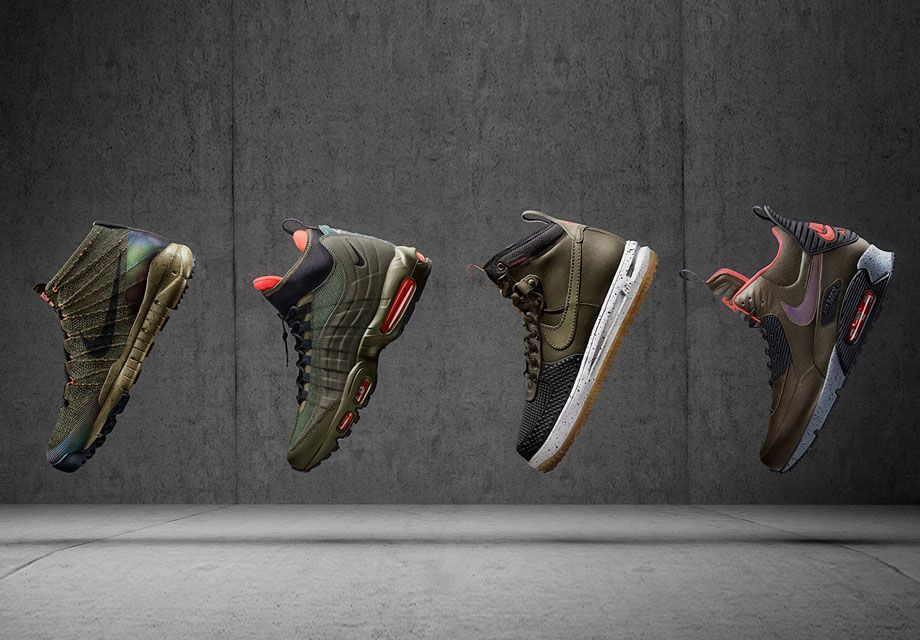 Nike Holiday 2015 Sneakerboots - The Awesomer