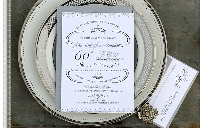 1000+ images about 60th Wedding Anniversary Ideas on Pinterest ...
