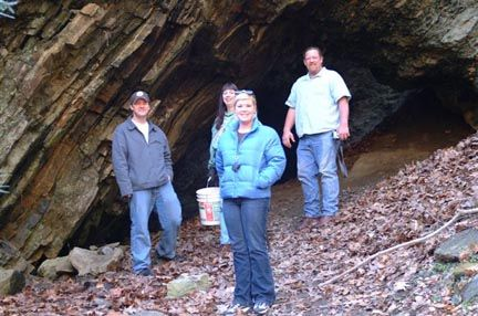 Little Pine Garnet Mine Madison County, North Carolina | journeys