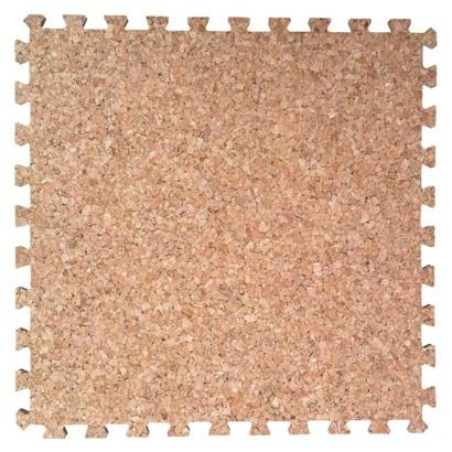 Tadpoles Cork Laminate Playmat Set Playmat Foam Tiles Foam Mat Flooring