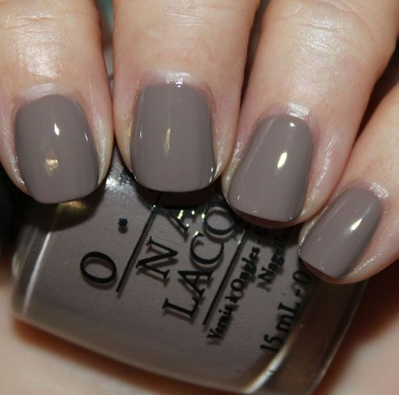 OPI Germany for Fall 2012, Berlin There Done That