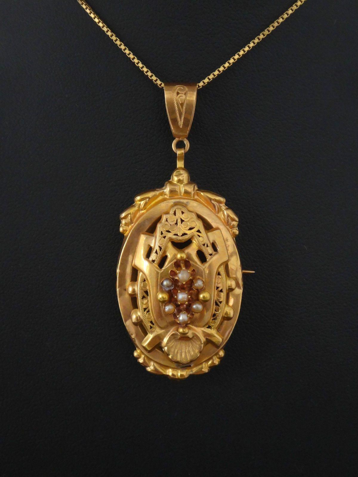 Pendentif Napoléon III, 19ème Idées de bijoux, Bijoux