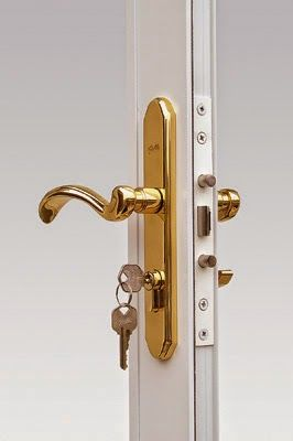 Cylinder Picking Tip Storm Door Locks Pella