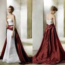 Resultado de imagen de vestidos de novia no tradicionales