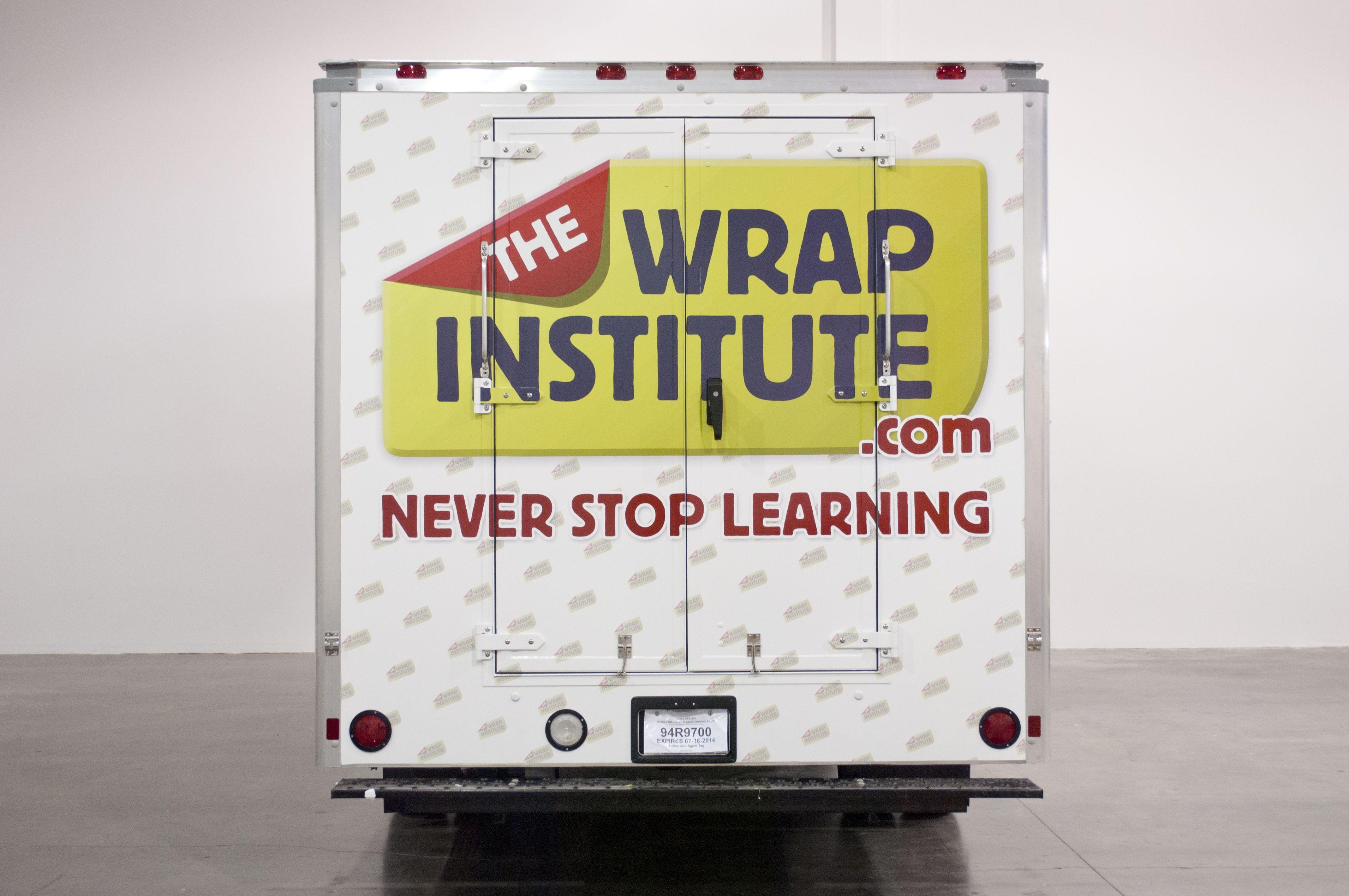 The Wrap Institute Car Wrap City www