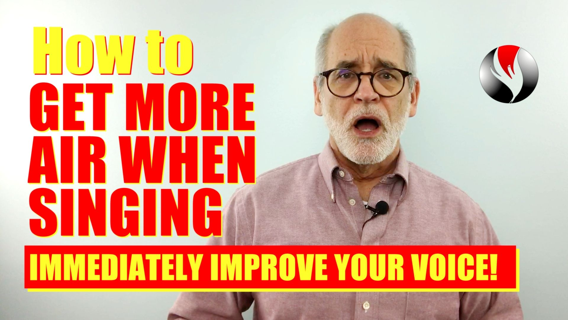How To Get More Air When Singing Immediately Improve