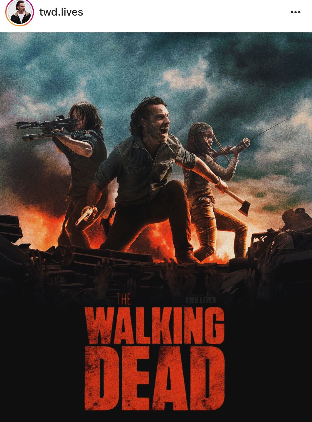 Pin de Israel Hidalgo en IMG The walking dead personajes