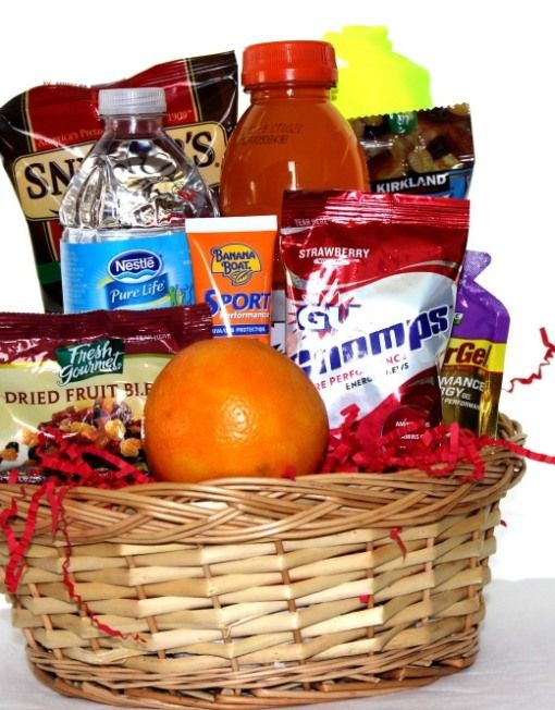 The samplers gift basket for runners gifts for runners pinterest the samplers gift basket for runners negle Choice Image