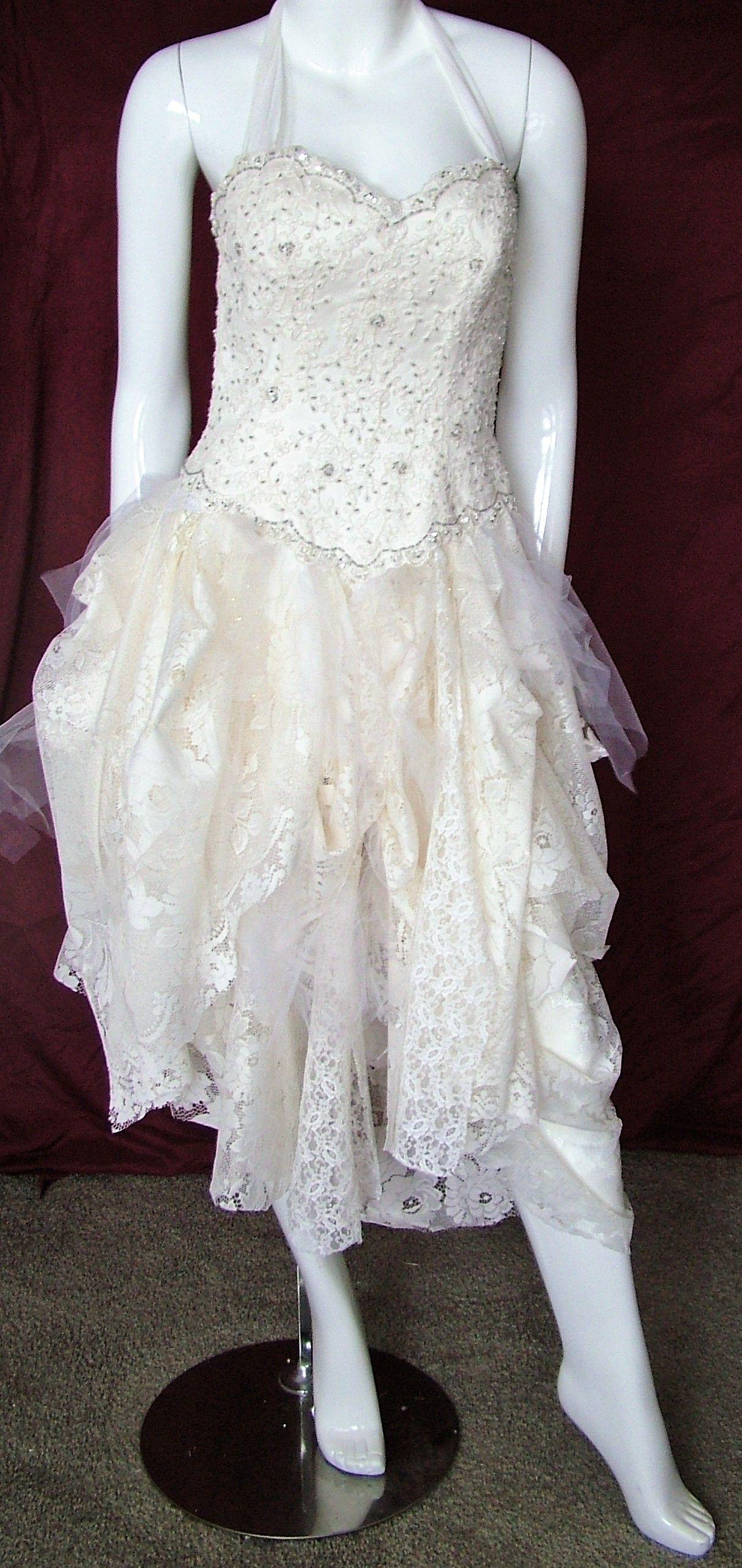 Steampunk Wedding Dress for Sale
