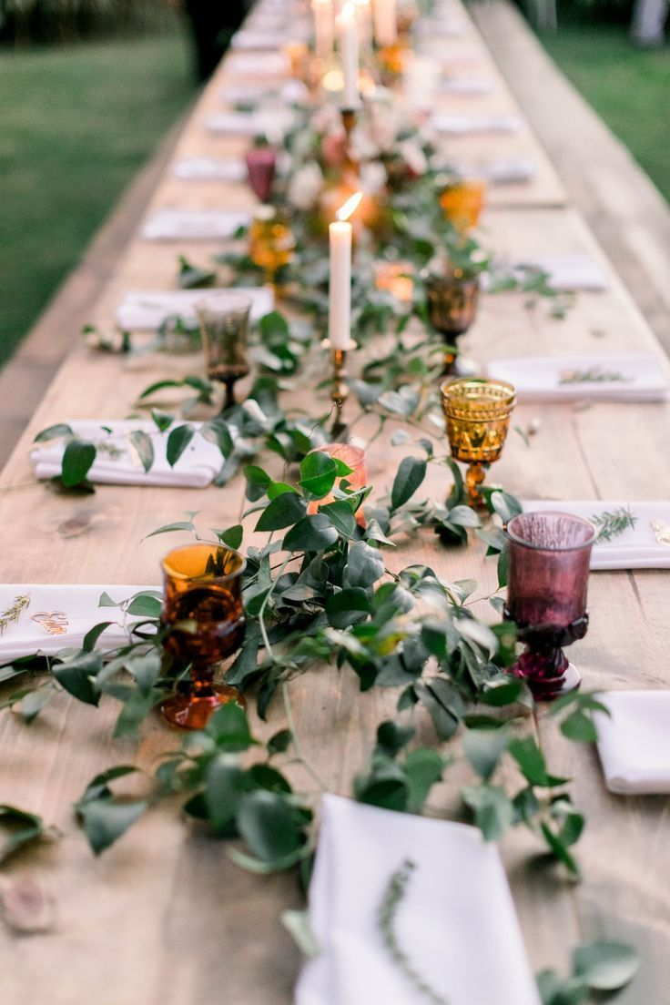 Modern Bohemian Backyard Wedding | Bohemian wedding ...