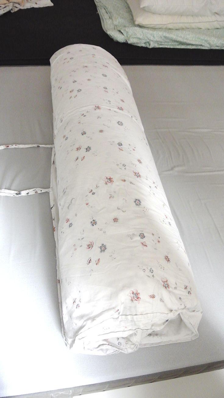 Betten beziehen - kennst du schon diese Methode?