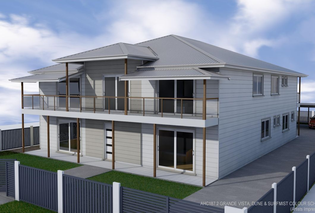 Design 1872 A Custom Two Storey Boarding House For A 20m