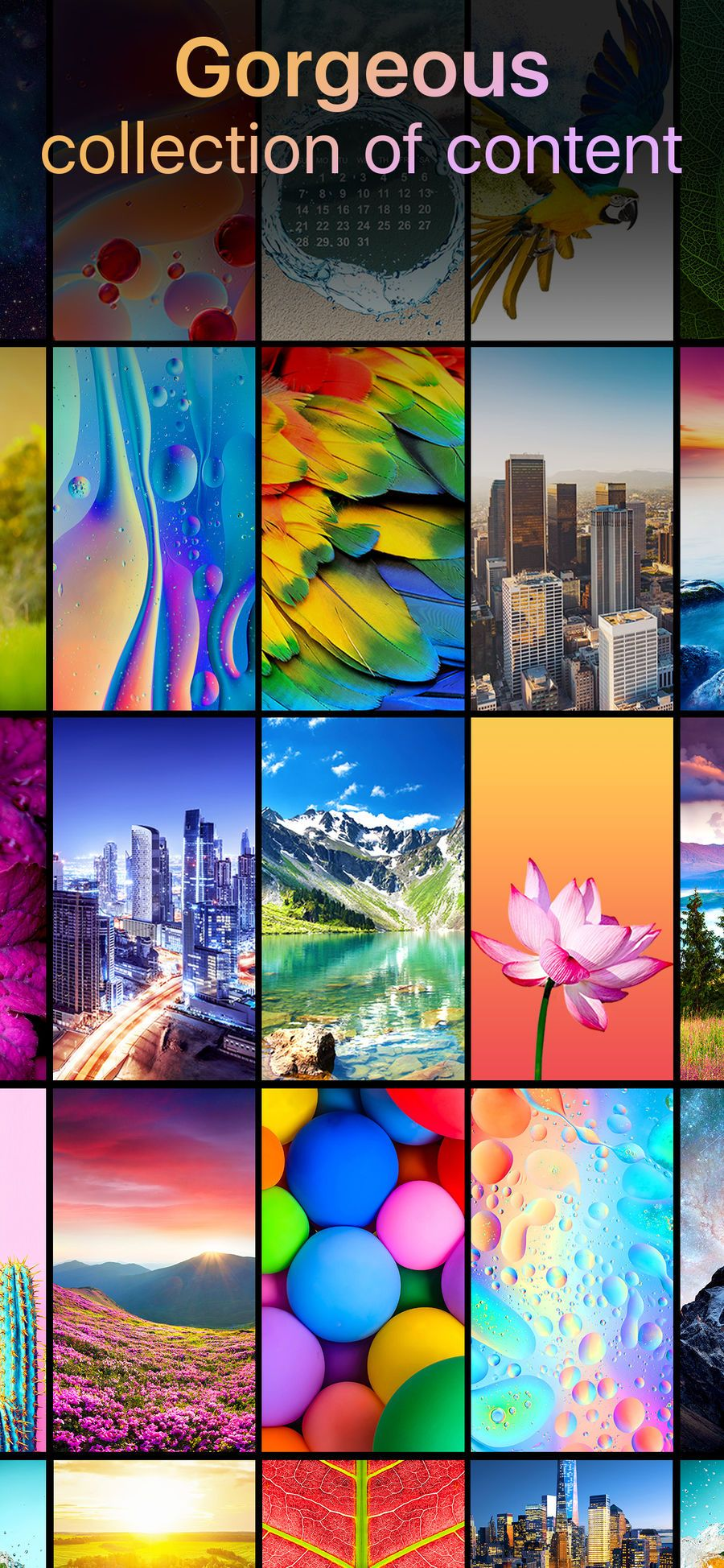 ‎Live Wallpapers Now on the App Store Live wallpapers