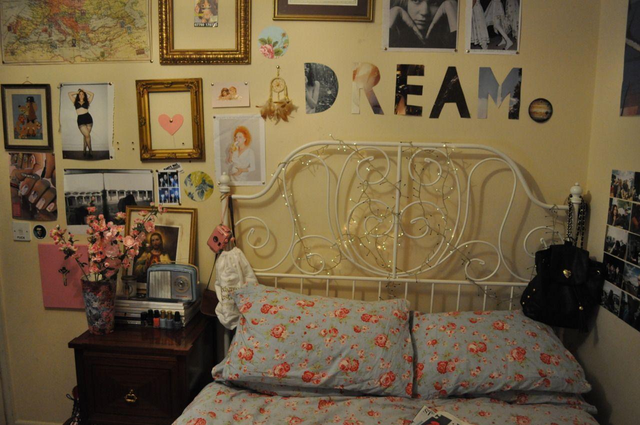 Schon Simple Yet Beautiful U003c3. Hipster Schlafzimmer DekorSelbstgemachte  SchlafzimmerdekoHipster SchlafzimmerIndie SchlafzimmerSchlafzimmer ...