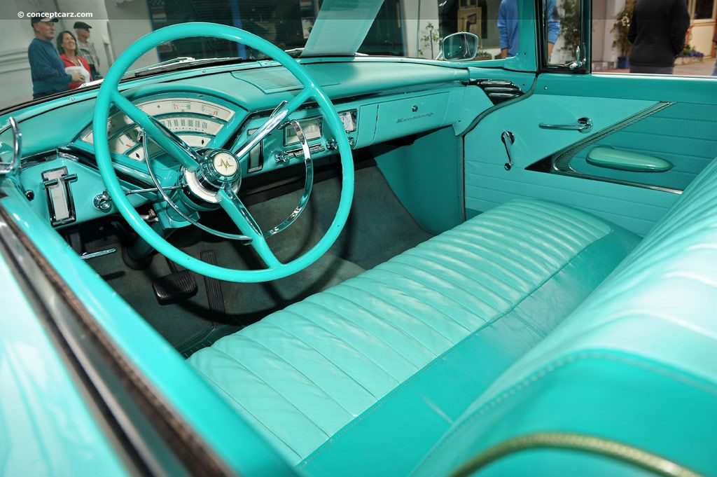 1956 Mercury Monterey Lincoln Mercury Monterey