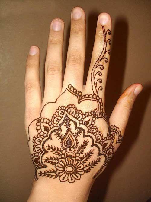 2011 Arabic Simple Mehndi Design Diy Mehndi Designs Henna