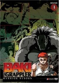 Baki The Grappler 2001 Old Anime Free I Love
