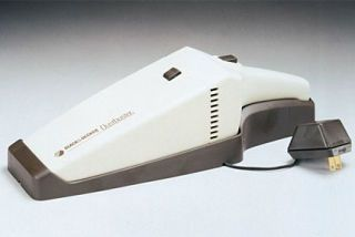 Dustbuster (1979) - Black and Decker's revolutionary home-cleaning device