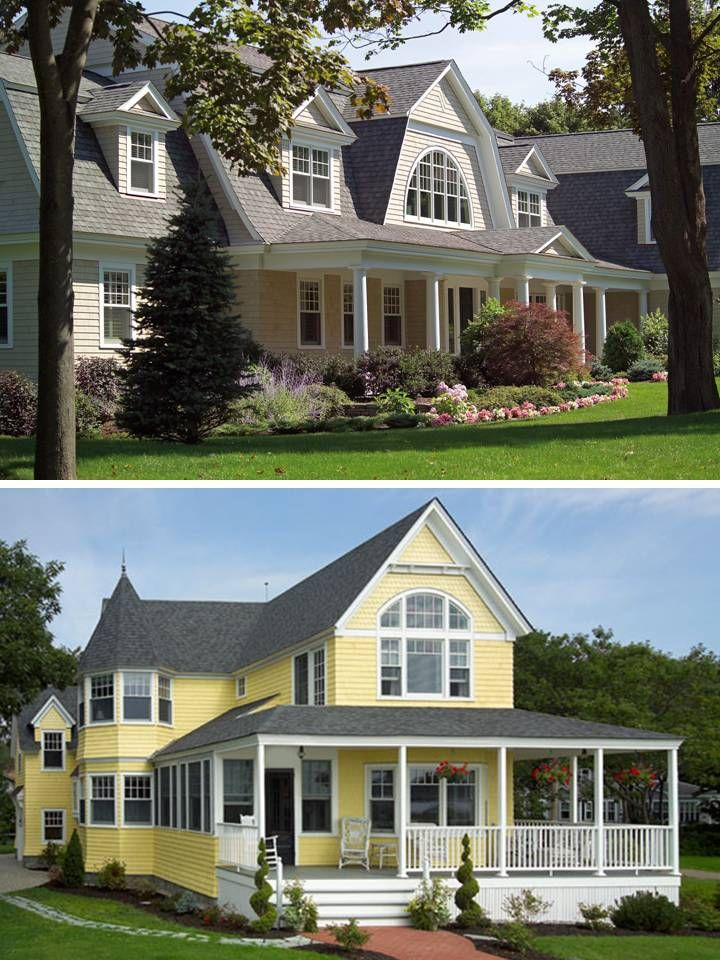 Best Maibec Eastern White Cedar House Exterior White Cedar 400 x 300