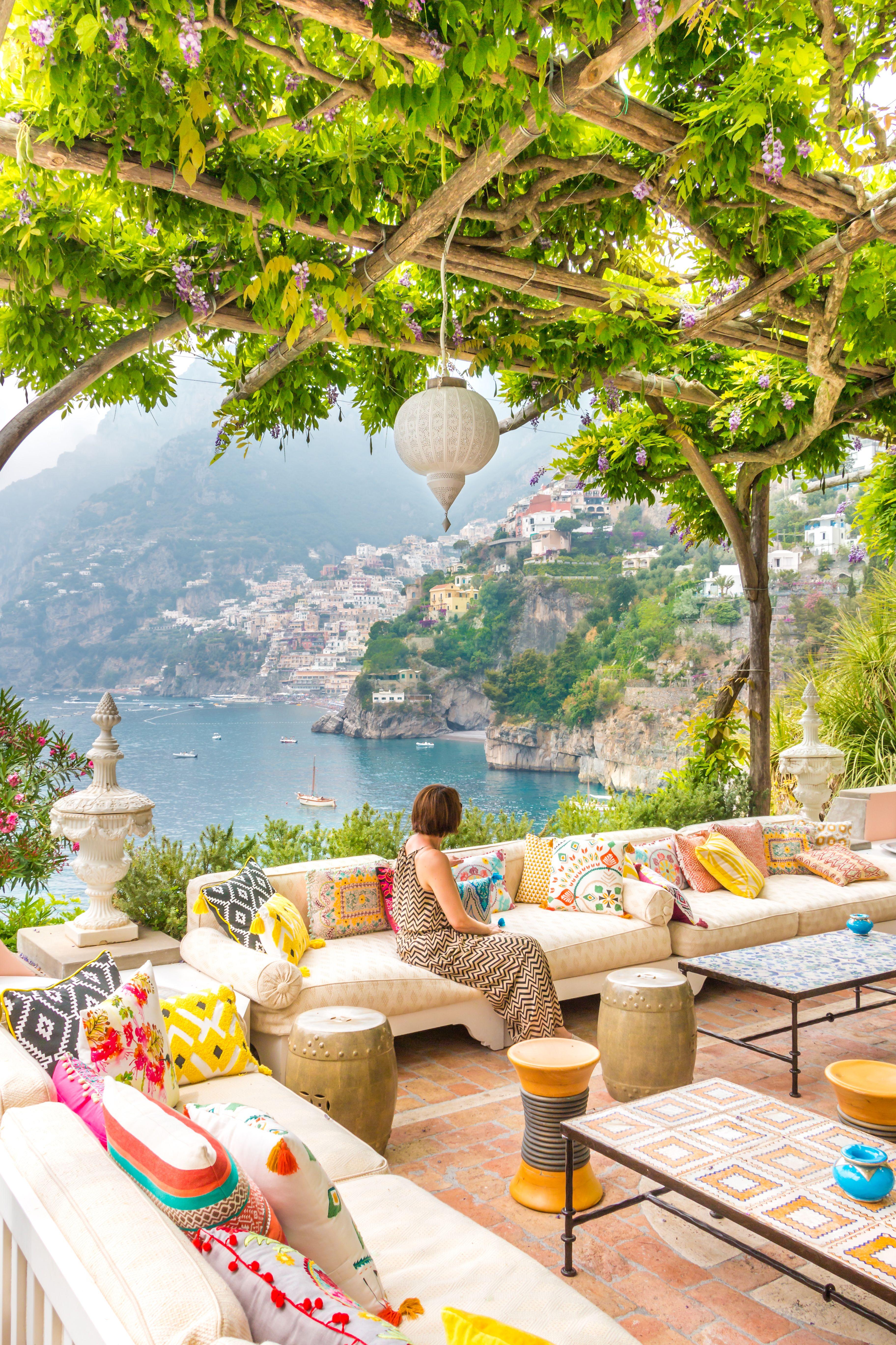 A must Stay in Positano Villa Treville, Amalfi Coast   Italy ...
