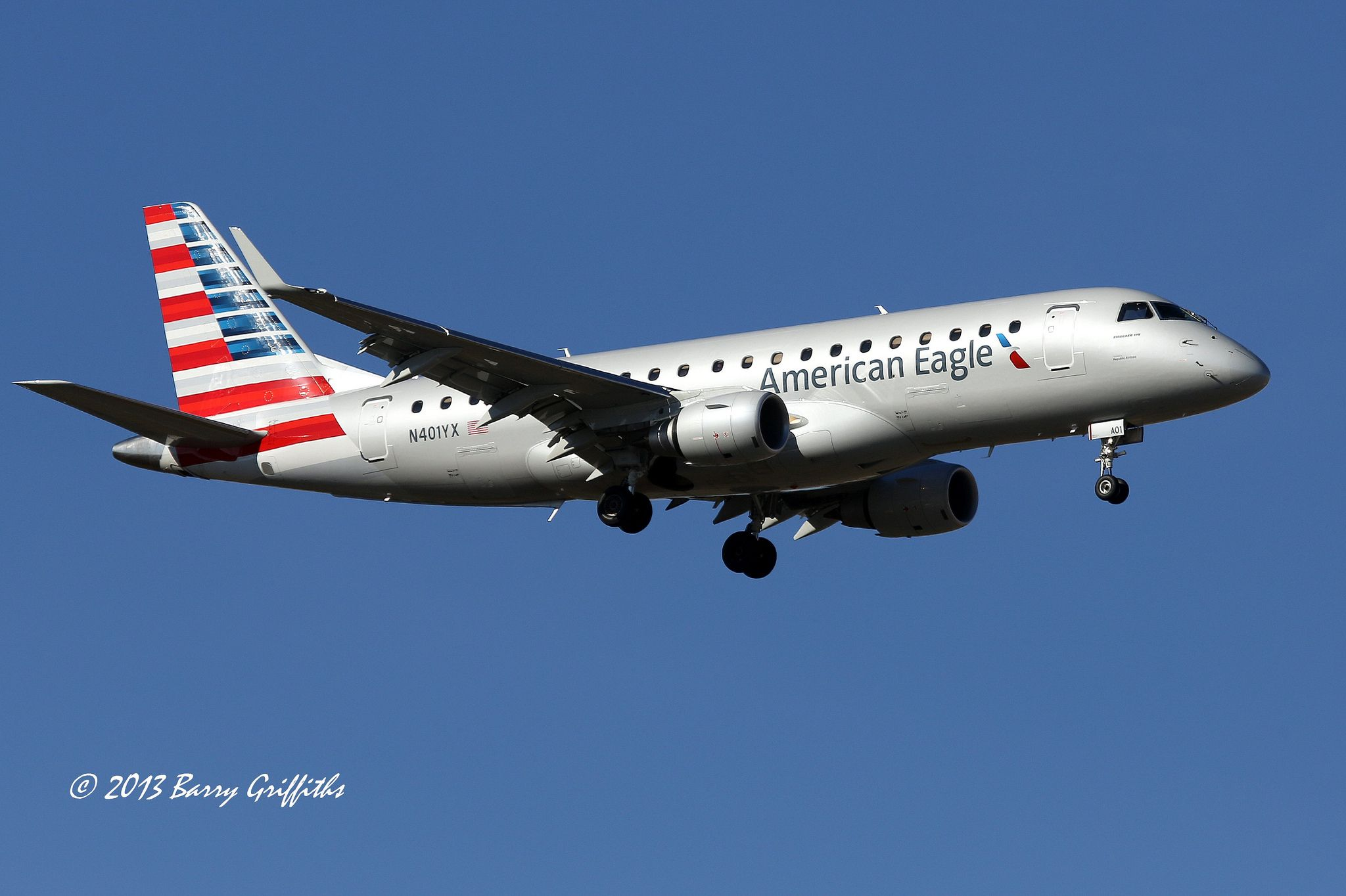 Embraer ERJ 170200LR s/n 17000363 (2013) American Eagle