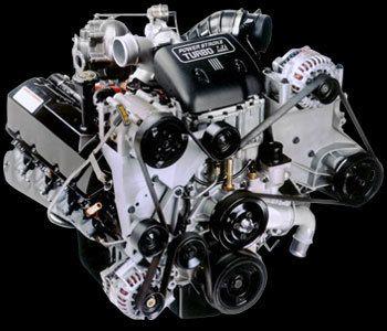Black mamba 39 venom 39 custom built 7 3 powerstroke engine for Black mamba 7 3 l powerstroke crate motor